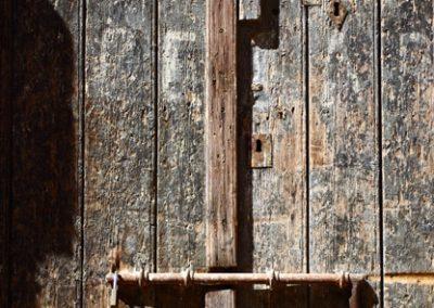 cerradura-antigua-textura-puerta