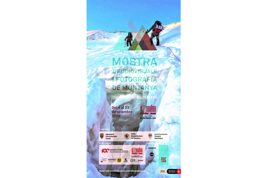 23a Muestra de Audiovisuales y Fotografía de Montaña de Sant Martí